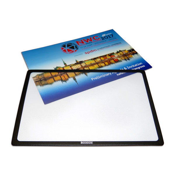 promotional counter mats